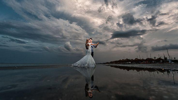 Wedding Session [makingof] Cristina & Alex