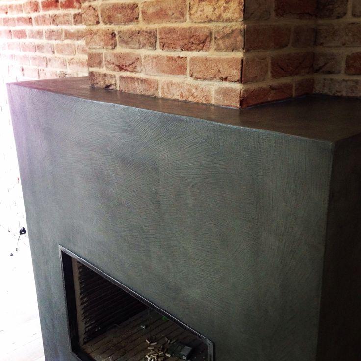 Habillage chemin teint brut asa pro - Peinture beton brut ...