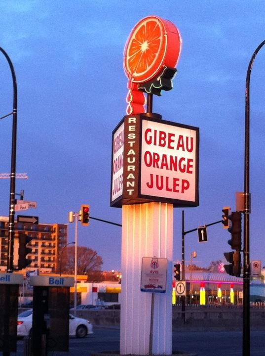 Gibeau Orange Julep - Montréal, QC
