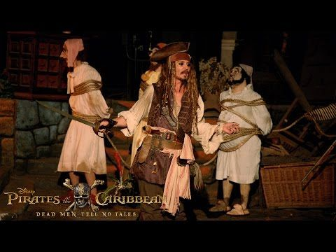 Johnny Depp Showed Up at Disneyland's Pirates of the Caribbean Ride, and Everyone Freaked Out – Adweek