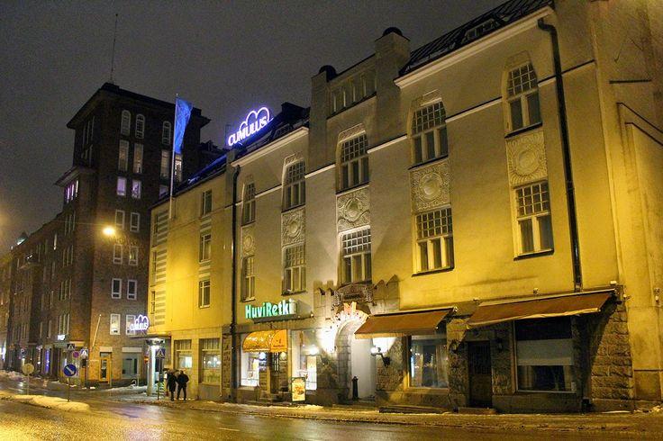 Hotelli Cumulus Pinja #tampere #finland