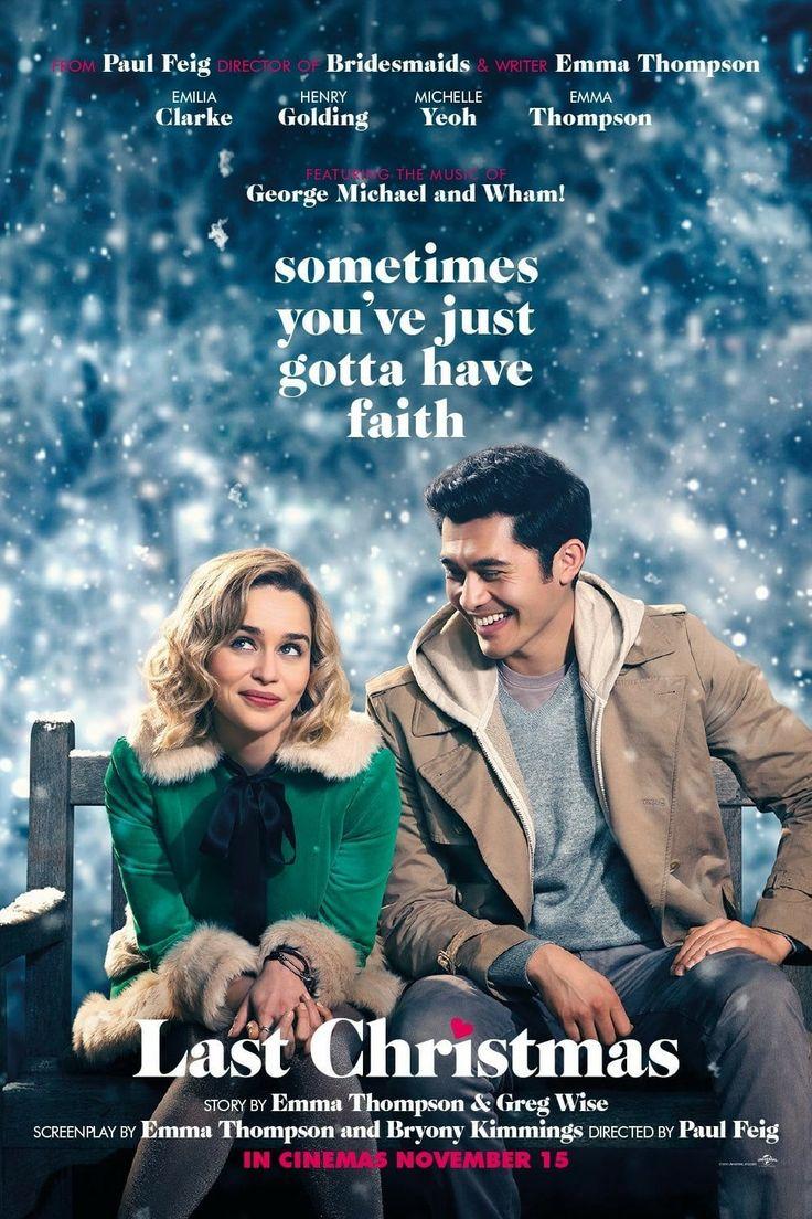 Last Christmas Otra oportunidad para amar en 2020