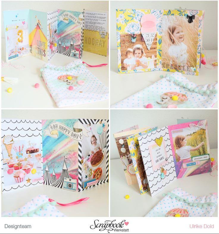 Mini im Beutel - Maggie Holmes/Crate Paper Carousel - Ulrike Dold