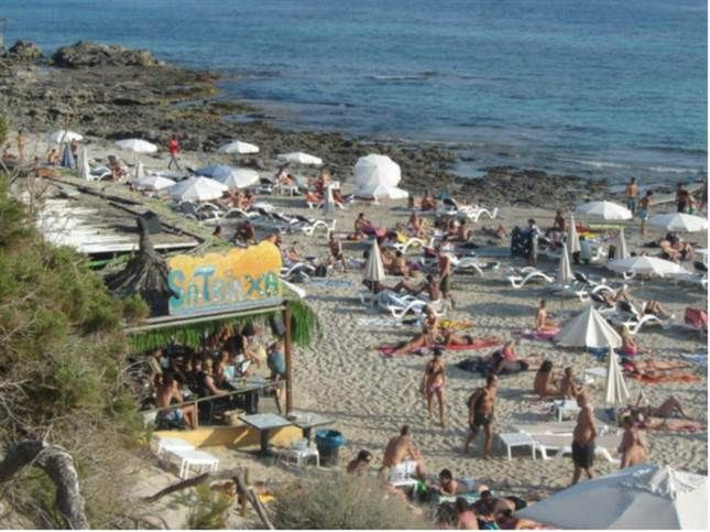 Sa Trinxa Beach Ibiza