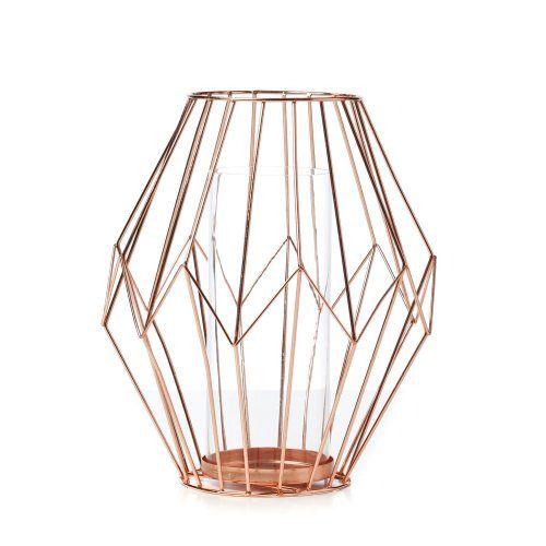 Diamond Wire Lanterns