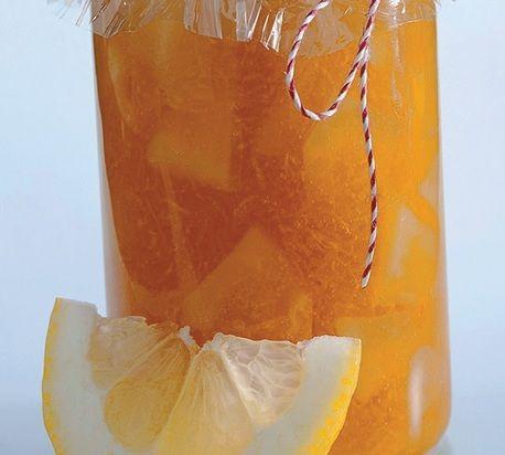 Mrkvový džem s medom