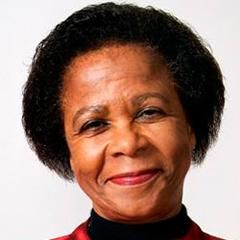 Mamphela Ramphele - A qualified medical doctor and accomplished academic, Mamphela Ramphela, is an international thought leader in the area of sustainable development  and a passionate champion for South Africa's economic upliftment. As former managing director of the World Bank and current chair of the convenors of the Dinokeng Scenario debates, she is one of our country's most influential and accomplished business women.