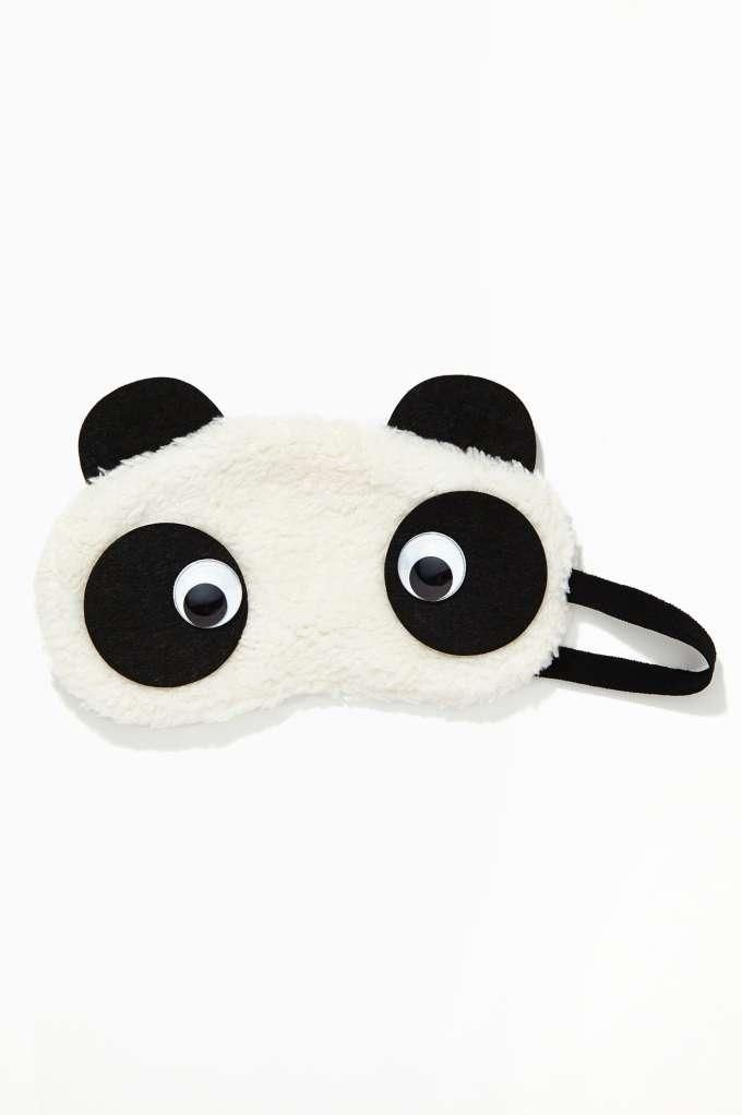 Panda Bear Sleep Mask / maison