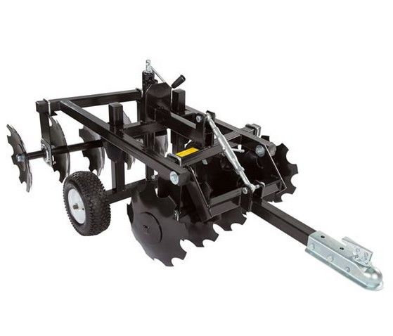 """35"""" Wide ATV Disc Harrow 