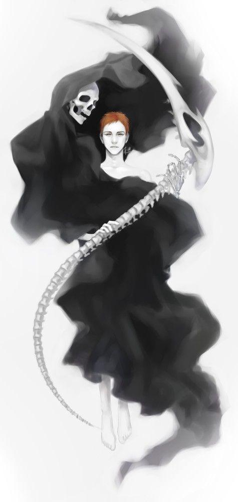 Рыжий-Смерть by   Kyujyu Roku