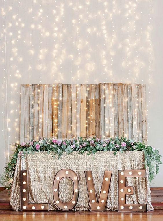 Wedding reception idea; Featured Photographer: D'Amor Photography