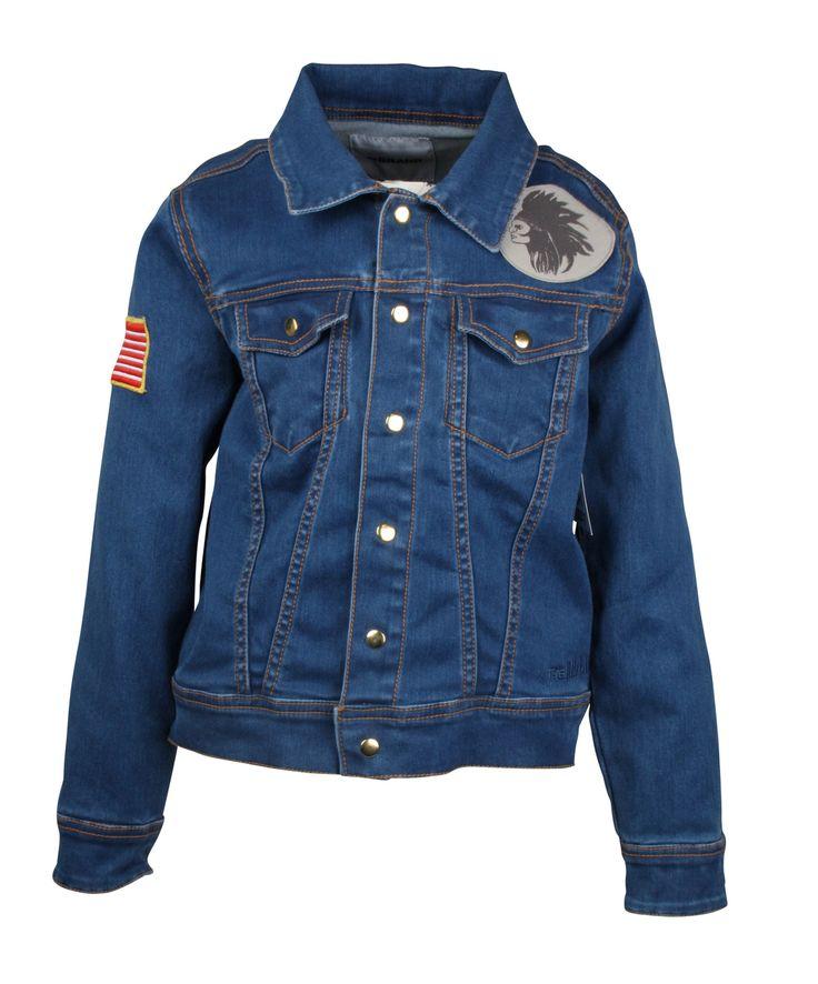Denim Jacket / The Brand - Söt by Sweden
