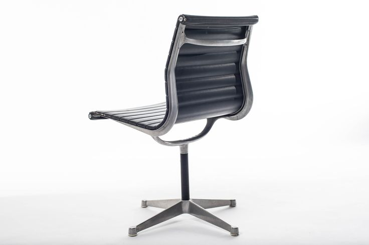 [Coppia di Aluminium Group - Eames] - Spazio900 Modernariato