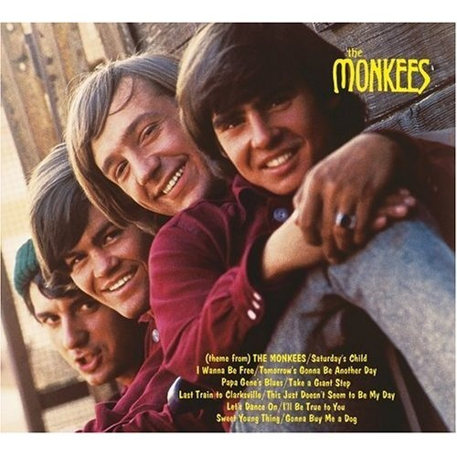 The Monkees - The MonkeesAlbum Covers, Music, Remember, Davis Jones, Childhood Memories, Saturday Morning, Hey Hey, Favorite, Monkees