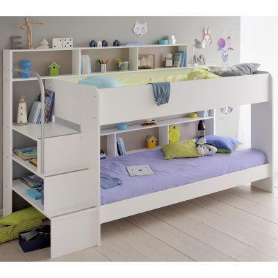Etagenbetten Das Platzsparende Bett F 252 R Zwei Kinder Home24 Etagenbett