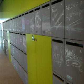 HNW bij Microsoft lockers