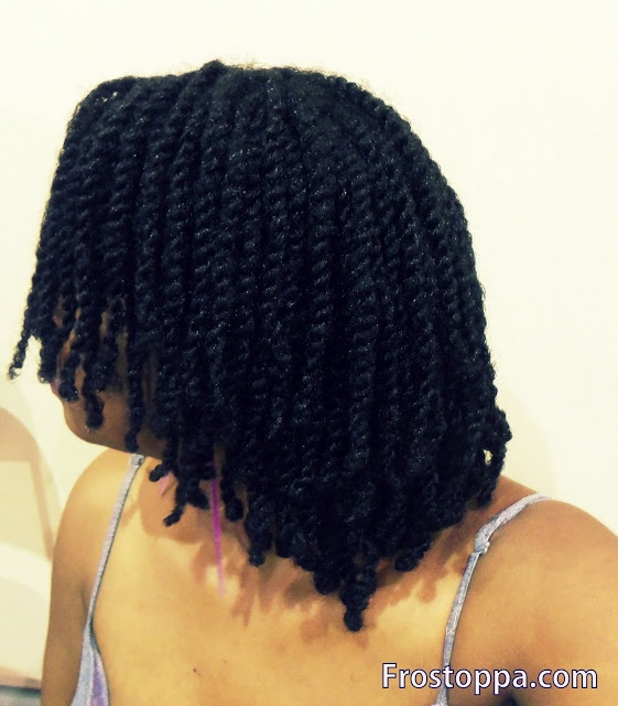 FroStoppa: Ms-gg's natural hair journey and natural hair blog
