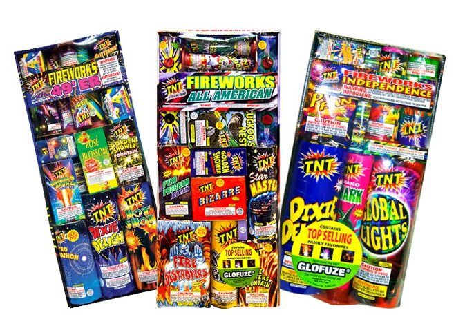 tnt fireworks | ... 10 For $20 Worth of Fireworks at TNT Fireworks Stands & Tents