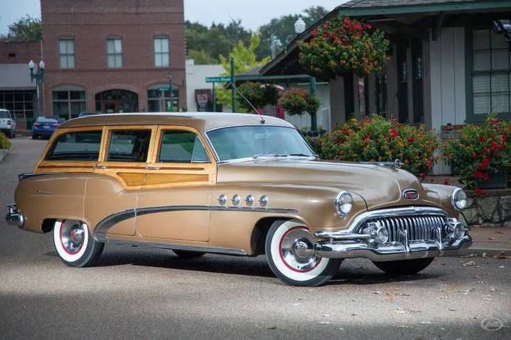 1952 buick station wagon for sale 1792826 hemmings motor news the station wagon show at. Black Bedroom Furniture Sets. Home Design Ideas