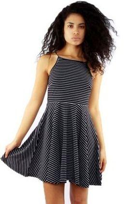 BohoPink - Minkpink Neverland Black and White Skater Dress, $79.00 (http://www.bohopink.com/minkpink-neverland-black-and-white-skater-dress/)