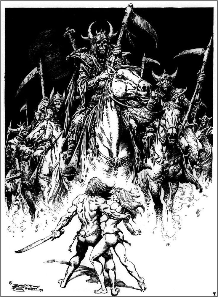 Fantasy Art of Brocal Remohi ::: КРЕАТИВ » Рисунки / фентези / фото 103206 890 x 1210 io.ua