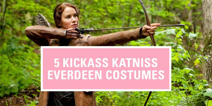 You can wear it on Halloween, and then to see The Hunger Games: Mockingjay Part 2 in November!