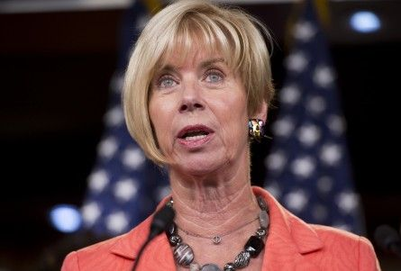 Rep. Janice Hahn Walks Out of National Day of Prayer Gathering to Protest Dr. James Dobson's 'Abortion President' Remarks