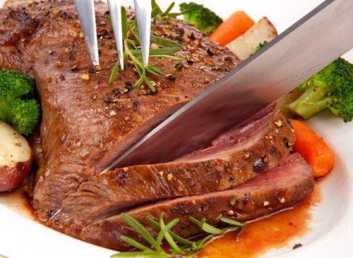 Очень часто требуется быстро придать куску мяса мягкости! Как сделать так, чтобы кусок жесткой свинины или говядины стал мягким и вкусным? Раскроем вам секретный ингредиент прямо сейчас! Если случилось так, что тебе попался кусок старой, жилистой свинины или говядины, не стоит отчаиваться. Конечно, сочный стейк из такого мяса не получится, а вот отличное жаркое или …
