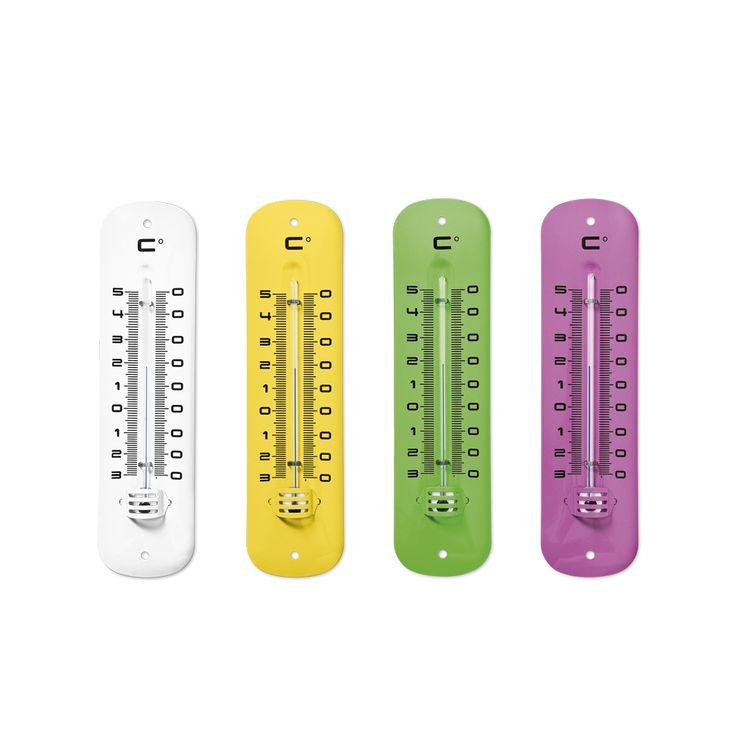 Θερμόμετρο κήπου!