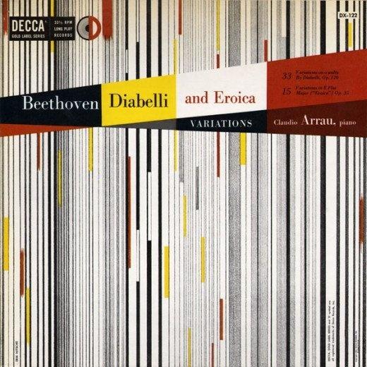 Modernist Classical Vinyl, 1950s