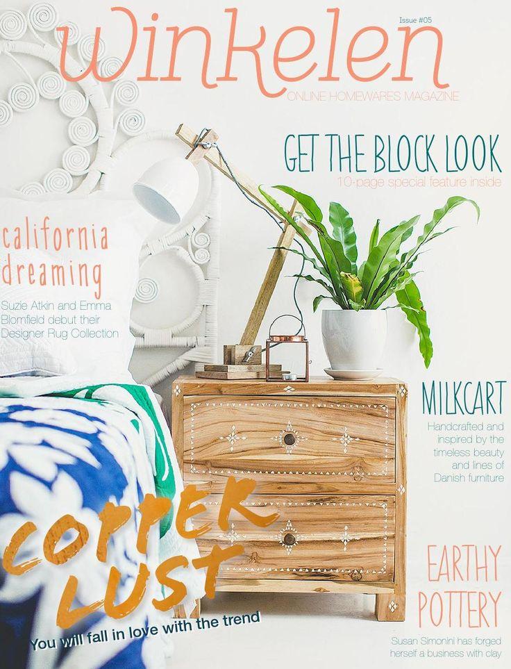 MilkCart interview and Wallabuy goodies in this month's Winkelen Magazine!