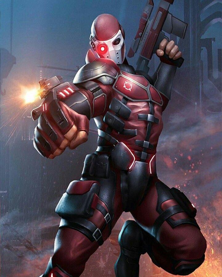 Deadshot!