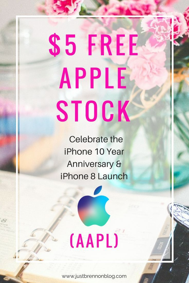 Stockpile is continuing to give away $5 in FREE stock. Redeem your Apple (AAPL) stock today! |Money Management for Millennials | How to Buy Stock | Free Stock | Financial Literacy for Kids | Financial Literacy for Families | Free Money