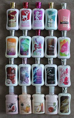 LOT OF 6 NEW BATH AND BODY WORKS LOTION FULL SIZE MIX MATCH YOU PICK