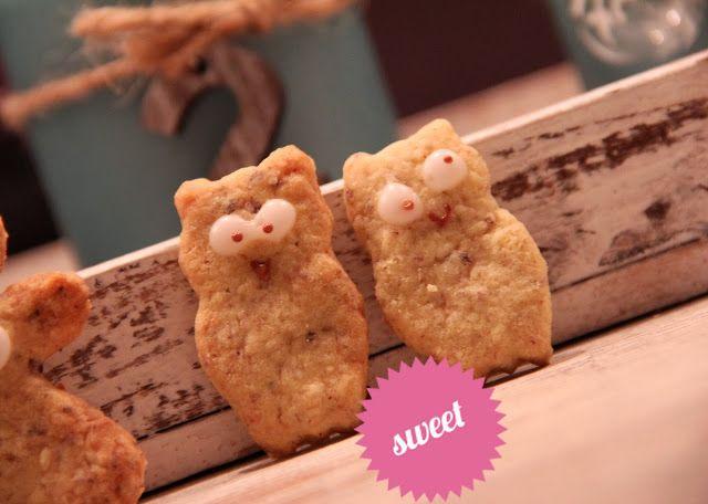 Küchenheldinnen: Lebkuchen-Haselnuss-Kekse zum Ausstechen