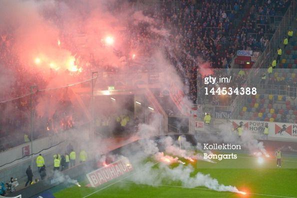 DEU: Fortuna Duesseldorf v Hertha BSC Berlin - Bundesliga Relegation 2012