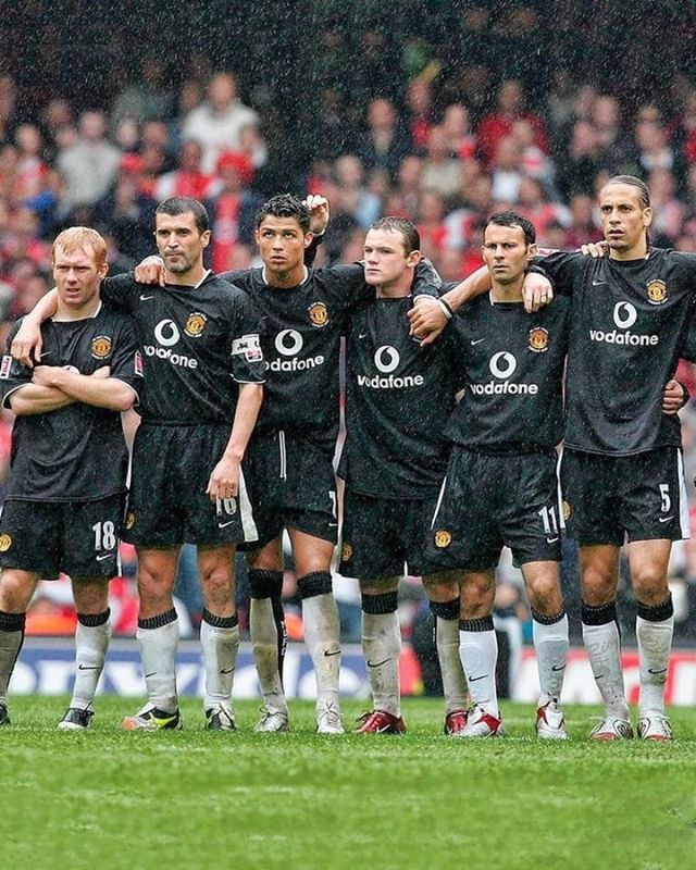 Once Upon A Time At Manchester United Manchester United Team Manchester United Players Manchester United Legends