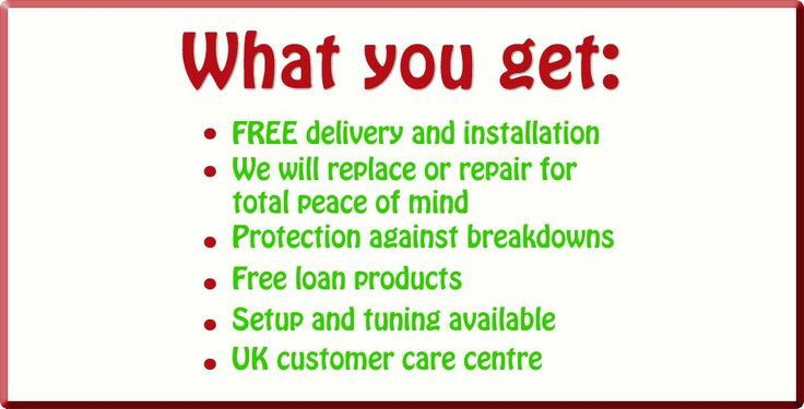 Buy Hassle Free Products.