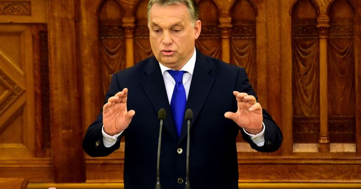 Hungary curbs political freedoms to fight terrorism