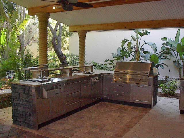 cool patio kitchen & grill