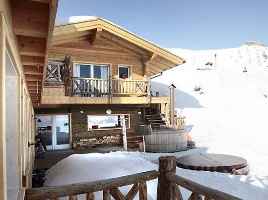 Belalp Spa - Hamilton Lodge » Hamilton Lodge