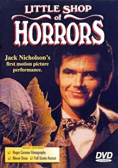 Jack Nicholson - Movie poster n°4 (dvd) - La Petite ...