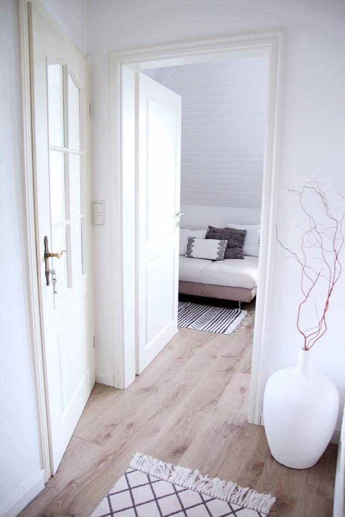 Flur renovieren vorher nachher Corridor, Home, Design