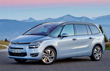 image for 'New Grand C4 Picasso UK debut in November'