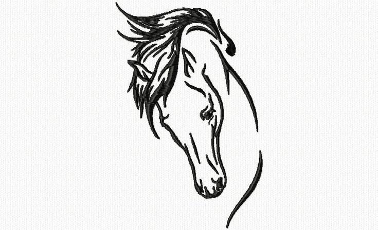 Plus de 25 id es magnifiques dans la cat gorie tete de cheval dessin sur pinterest dessin t te - Comment dessiner un pegase ...