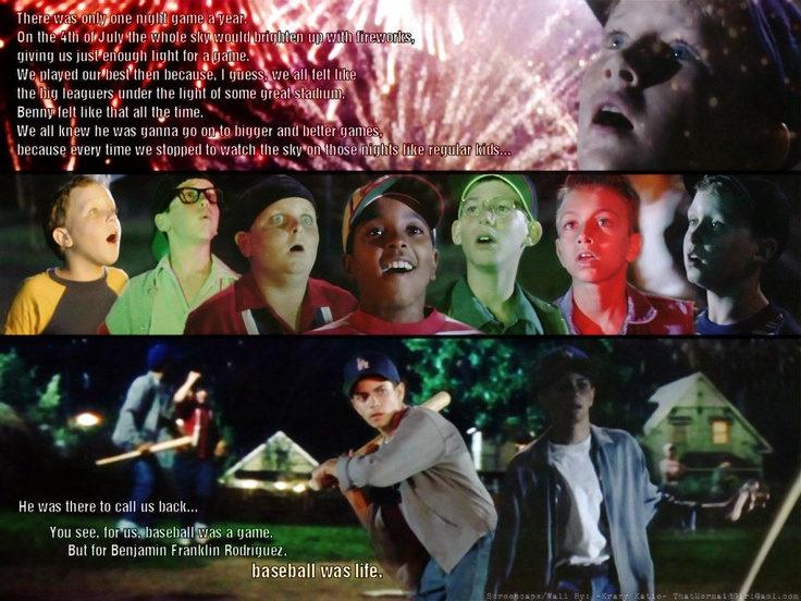 Happy Independence Day, from The Sandlot