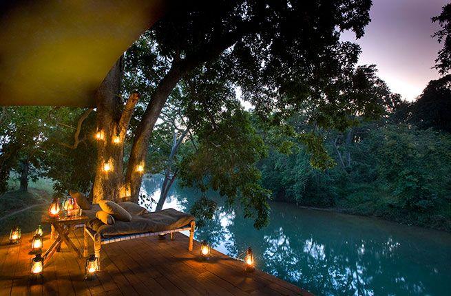 10 Luxurious Jungle Lodges