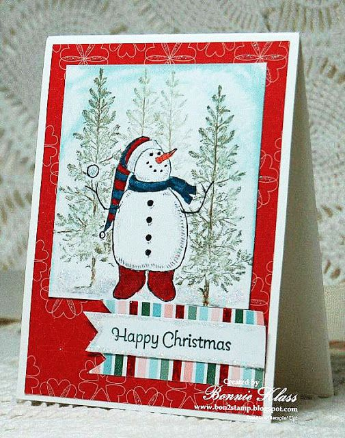 Stamping with Klass: Keeping Cool with Snow Much Fun/ Lovely as a Tree and More Merry Messages