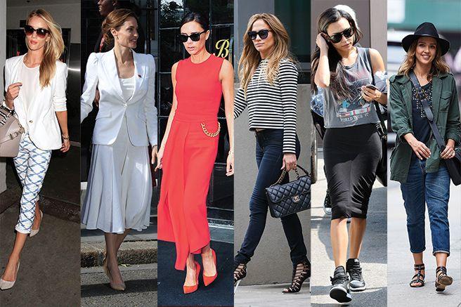 Best Dressed - The Week in Outfits June 13 - Elle