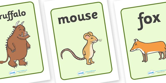 Twinkl Resources >> The Gruffalo Display Posters  >> Thousands of printable primary teaching resources for EYFS, KS1, KS2 and beyond! The Gruffalo, resources, mouse, fox, owl, snake, Gruffalo, fantasy, rhyme, story, story book, story book resources, stroy sequencing, story resources, display posters, A4, display, posters, A4 page, display, posters, display posters,